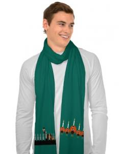 Thanksgivukkah Scarf Giveaway